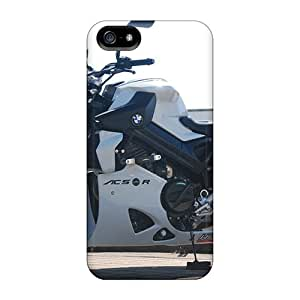 Iphone 5/5s SNl545IYPV Unique Design Lifelike Bmw Skin Scratch Resistant Cell-phone Hard Cover -JoanneOickle