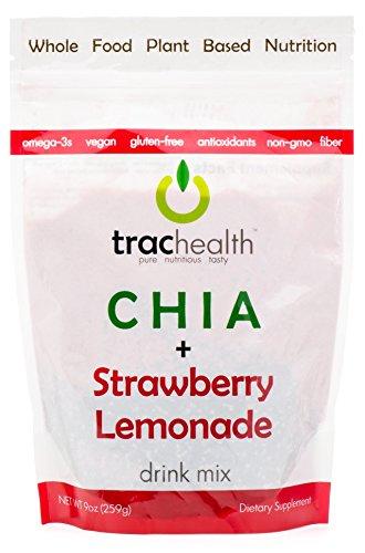 Trac Health Strawberry Lemonade Drink