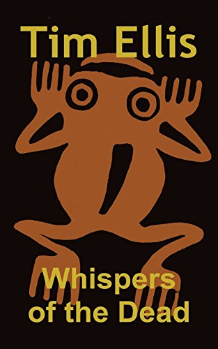 book cover of Whispers of the Dead