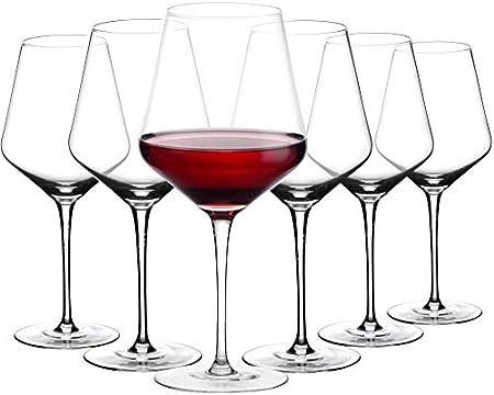 DURADERO Y LIGEREZA - Hecho de vidrio sin plomo de alta calidad, es liviano, duradero y resistente a