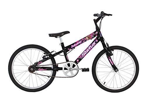 Bicicleta Aro 20 Status Belíssima (Preto)