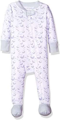 Organic Cotton Footie Pajamas - 6