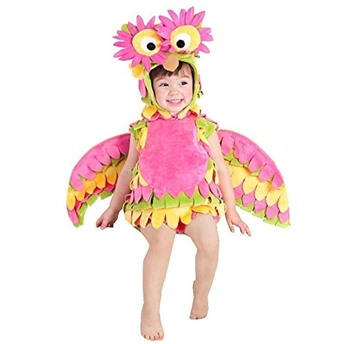 Princess Paradise Baby's Holly The Owl Deluxe Costume, As Shown, 12 to 18 Months