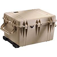 Pelican 1660 Camera Case With Foam (Desert Tan)