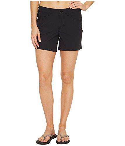 アパートフェロー諸島記念碑[マウンテンカーキ] Mountain Khakis レディース Cruiser II Shorts Classic Fit パンツ Black 8 [並行輸入品]