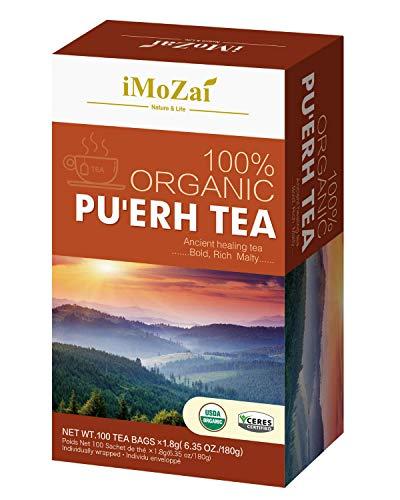 Imozai Organic Puerh Tea