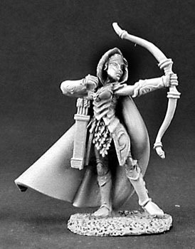 (Alistrilee Female Elf Archer RPR 03166 by Reaper)