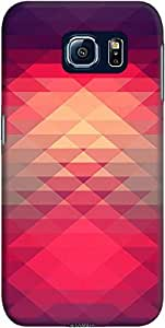 DailyObjects Abstract Illusion Case For Samsung Galaxy S6