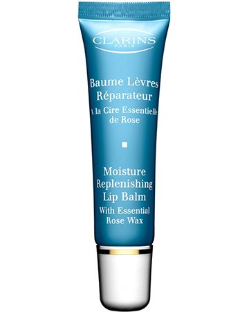 Clarins Moisture Replenishing Lip Balm, 0.4 Ounce Box