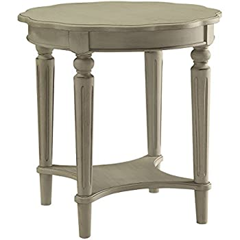 Bon ACME Fordon Antique Slate End Table
