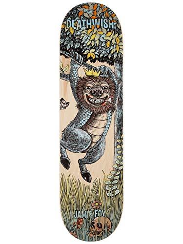 Deathwish Foy Beast Mode Skateboard Deck - 8.50