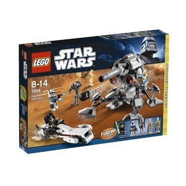 Star Wars Lego Special Edition Set Battle for Geonosis (Lego Star Wars Geonosis Sets)