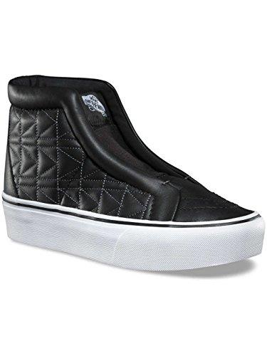 Hi Unisex Laceless Lagerfeld Platform Scarpe SK8 Karl x Vans Black pwCgqg