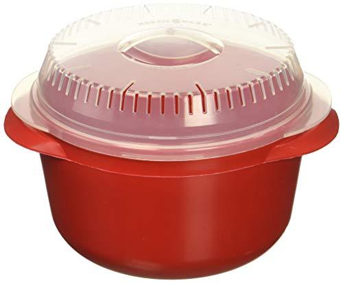 Microwave Multi Pot - Nordic Ware 68500 Multi-Boiler, One Size, Red