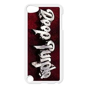 Deep Purple iPod Touch 5 Case White MSU7197522