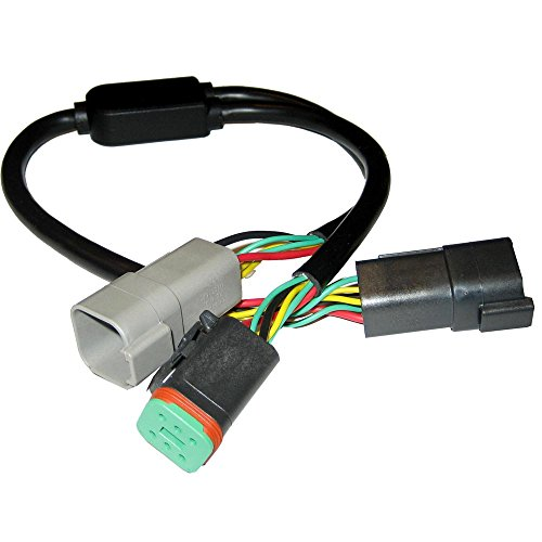 Raymarine E70241 Volvo Engine Y-Loom Cable, ECI-100,