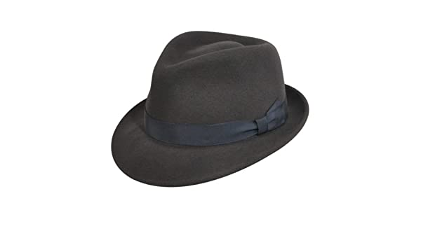 Amazon.com  Bollman Hat Company Women 2000S Bollman Heritage Collection  Trilby  Clothing f6384ee64966