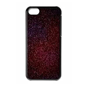 XiFu*Meiiphone 4/4s Case,3D Tiny Dots Pattern Texture Hard Shell Back Case for Black iphone 4/4s Okaycosama379498XiFu*Mei