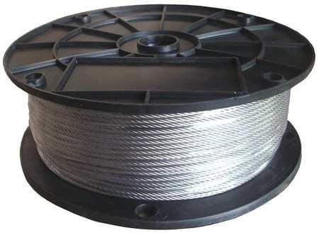 - Wire Rope - Premium 316 Stainless Steel Aircraft Cable 1/8
