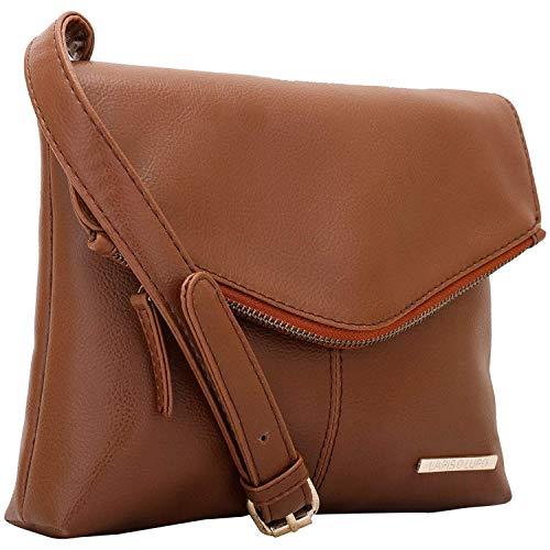 Tan Multi de O femme pour à design Sac Lupo fonctionnel Tuscan poche bandoulière Lapis a7WqH6c6
