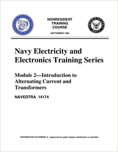 Introduction to motors and generators (Navy Electricity and Electronics Training Series Book 5)