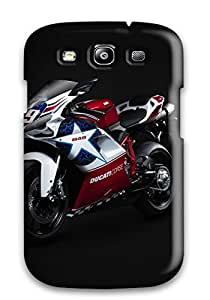 Durable Ducati 848 Bike Back Case/cover For Galaxy S3