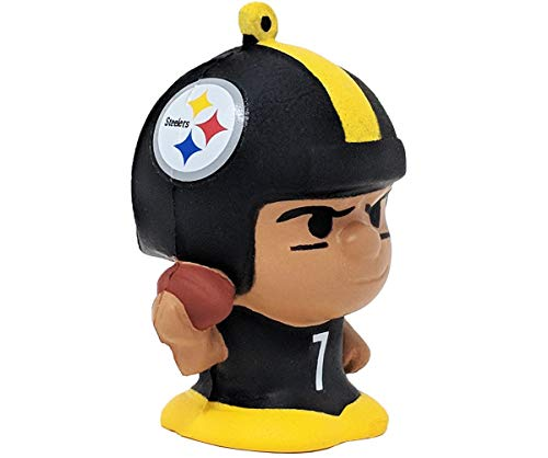 Party Animal Pittsburgh Steelers Ben Roethlisberger #7 SqueezyMates NFL Figurine ()