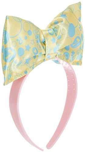 Happy Ju 3 (Chuchuchu) Bling 2 (shiny) Bow Headband lemon (japan import)