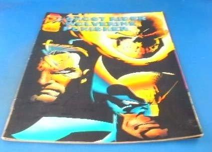 Marvel Crossover präsentiert Heft Nr. 24 : Ghost Rider, Wolverine, Punisher - Kampf um den Thron.