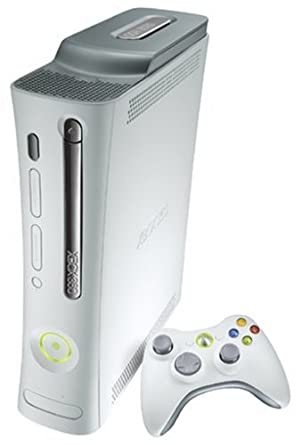 Amazon com: Microsoft Xbox 360 Game System HDMI Console 60GB