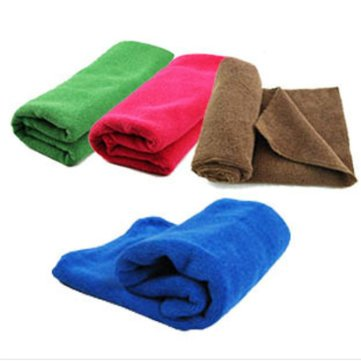 Car Cleaning Equipments - 33x65cm Colorful Car Cleaning Wash Microfiber Towel - Car Cleaning Microfiber Towels - Micro Fiber Cloth - 1PCs
