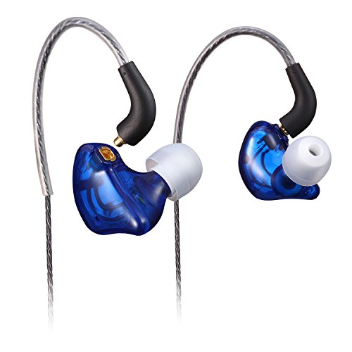 sunorm 3,5mm In-Ear-Kopfhörer mit abnehmbarem Kabel