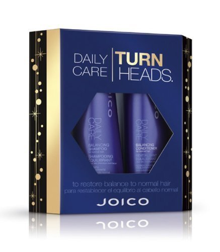 Joico Daily Care Shampoo and Conditioner KIT Balancing for Normal Hair Shampoo - 10.1 Oz, Conditioner - 10.1 Oz (Joico Daily Care Balancing Shampoo)