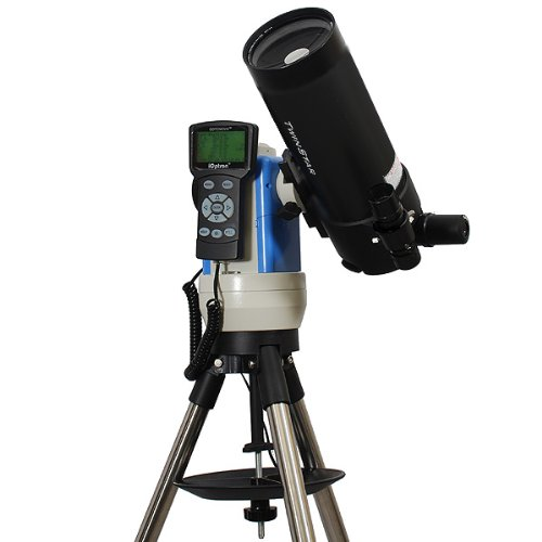 Black 90mm Portable Computer Controlled Telescope with 14MP Digital USB Camera by Twin Star (Image #1)