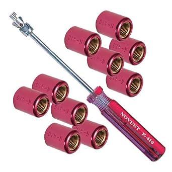 Novent • R410A Locking Refrigerant Screwdriver • NP-R410-SDT JB 86668