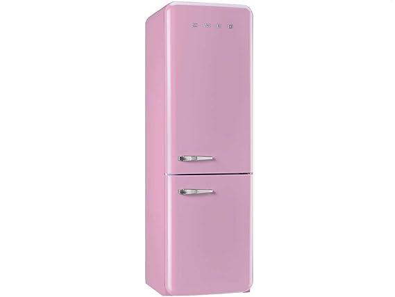 Retro Kühlschrank No Frost : Smeg kühl gefrierkombination fab32rron1 cadillac pink rechtsanschlag