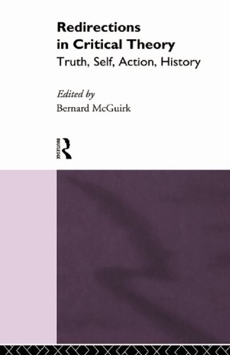 Redirections in Critical Theory: Truth, Self, Action, History Pdf