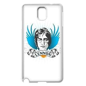 Samsung Galaxy Note 3 Cell Phone Case White John Lennon ndqx