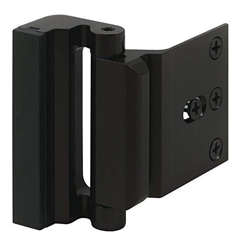 Prime-Line Products U 11126 Door Blocker Entry Door Stop, Br