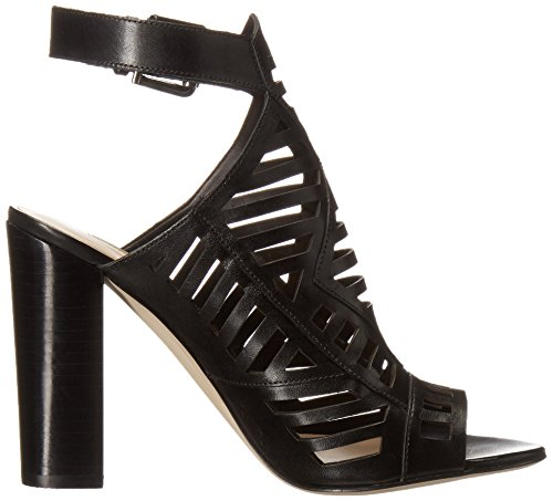 Guess Women's Essty Platform Dress Sandal Black PAswa8