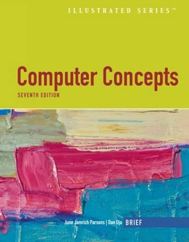 Computer Concepts Illustrated Brief (Available Titles Skills Assessment Manager (SAM) - Office 2010)