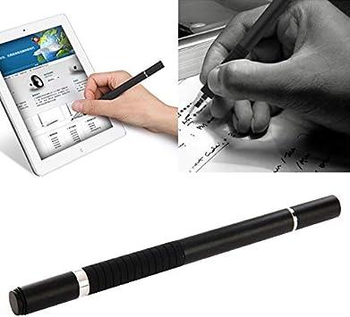 subtel® Universal 2in1 Diseño Touch Pen Stylus + Pen para ...