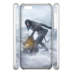 4 iPhone 6 4.7 Inch Cell Phone Case 3D Rise Of The Tomb Raider 91INA91360458