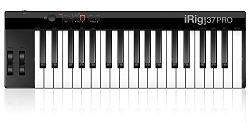 [해외]IK Multimedia iRig KEYS 37 PRO MIDI 키보드 37 건반 (IK 멀티미디어) 국내 정품 / IK Multimedia iRig KEYS 37 PRO MIDI Keyboard 37 Keyboard (IK Multimedia) Domestic Genuine