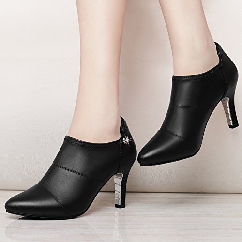 Match Heels Shoes Ladies HGTYU With six The Thirty Spring New All Pointed Stiletto Shoes qPqztXwS