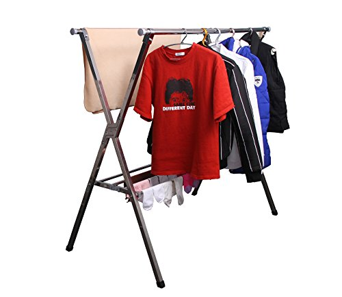 Freestanding Drying Rack - 8