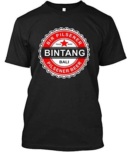 - PILSENER BEER BINTANG BALI T-Shirts for Women Men Girl Boys Cute