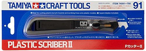 (Tamiya Craft Tool Series No.91 P Cutter 2 Plastic Model Tool 74091)