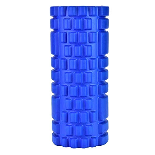 Dream Wings Foam Roller Massager for Trigger Point Physical Therapy Massage Rollers for Sore Muscles, Pre and Post Workout, Exercise, Recovery, Yoga, Pilates, Cycling and Running (Blue) by Dream Wings