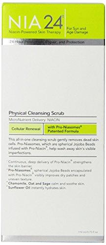 Nia 24 Physical Cleansing Scrub, 3.75 fl. oz.